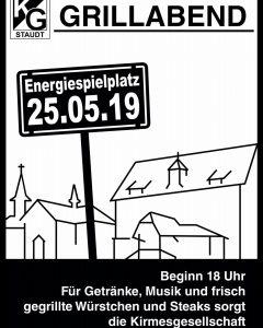 KG Grillabend @ Energiespielplatz