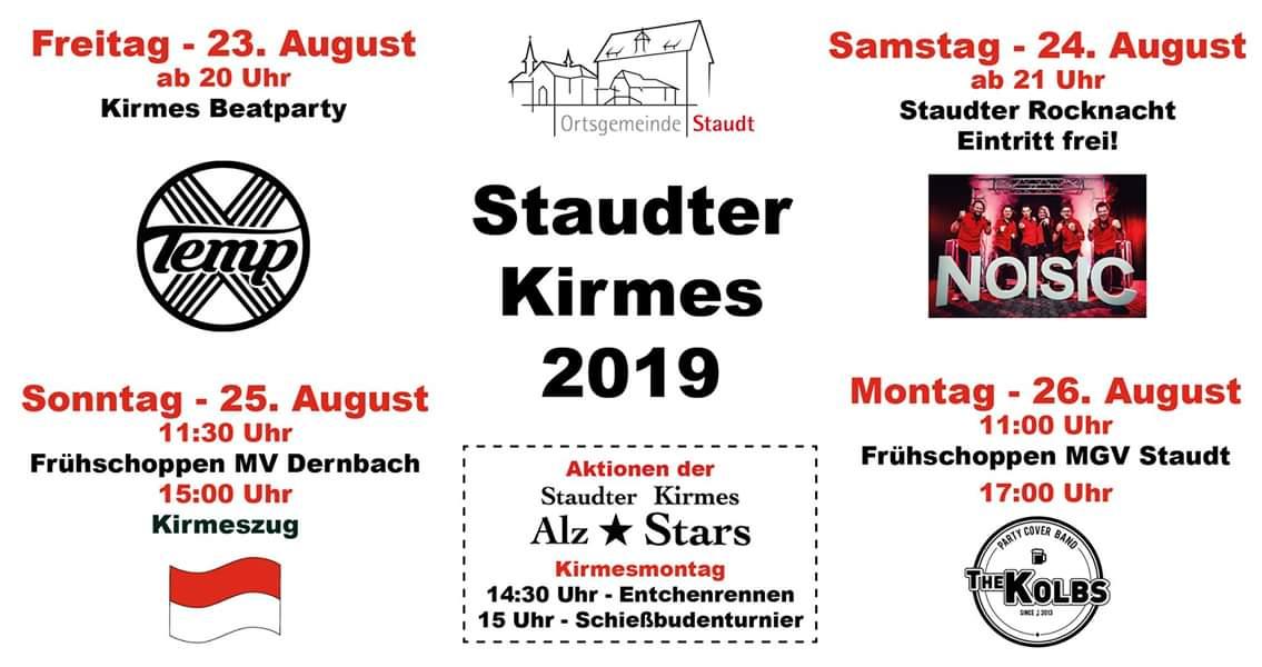 Kirmes Beatparty @ Kirmseplatz