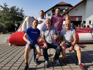 SG Nauort/R. II - SV Staudt (Herren) @ Haselstr. 56235 Ransbach-Baumbach